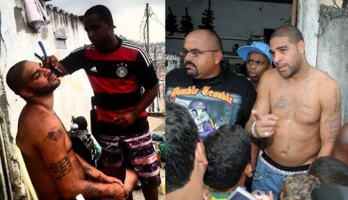 SAO Brazil thất thế: Adriano, từ ông hoàng tới vua ổ chuột (P1) - 2
