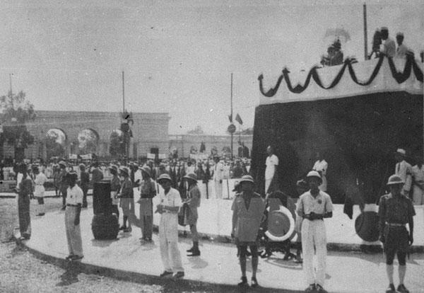 Kí ức của người bảo vệ lễ đài Quốc khánh 2/9/1945 - 1