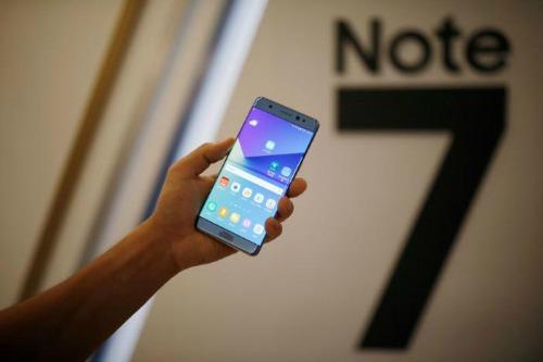 Samsung ngừng phân phối Galaxy Note 7 tại thị trường Hàn Quốc - 1