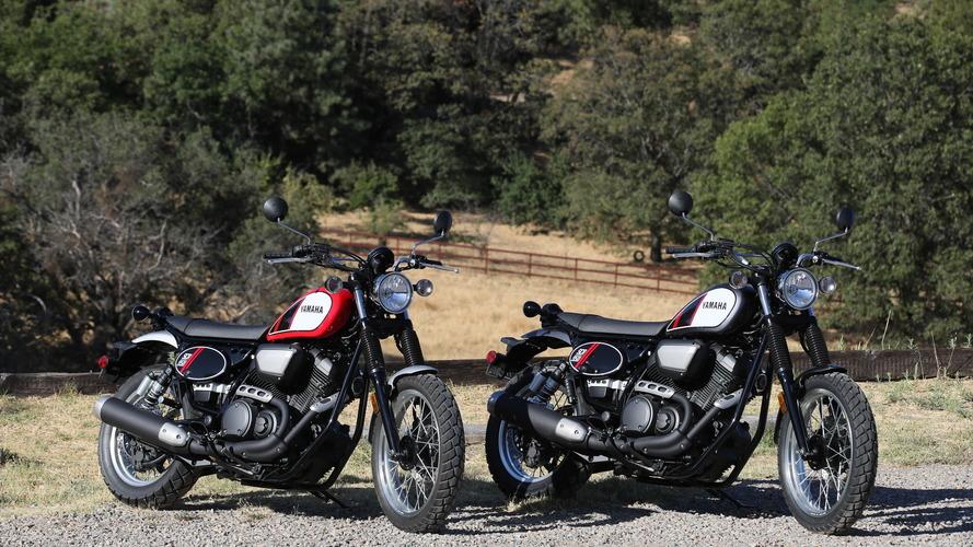 Đánh giá xe Yamaha SCR950 mới: Đối thủ của Ducati Scrambler - 1
