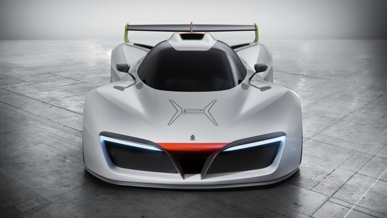 Siêu xe đua Pininfarina H2 Speed sẽ sản xuất với số lượng chỉ 10 chiếc - 1