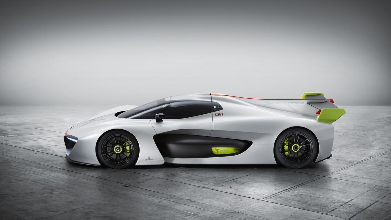 Siêu xe đua Pininfarina H2 Speed sẽ sản xuất với số lượng chỉ 10 chiếc - 2