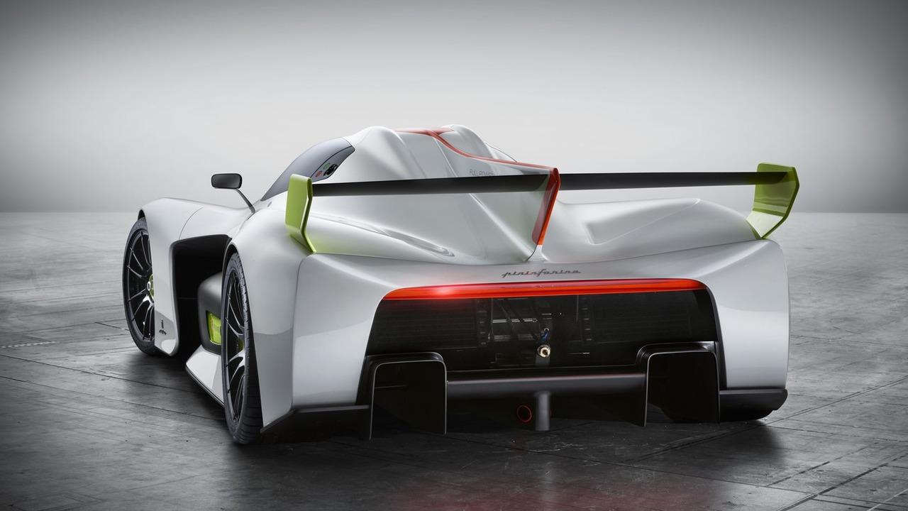 Siêu xe đua Pininfarina H2 Speed sẽ sản xuất với số lượng chỉ 10 chiếc - 3