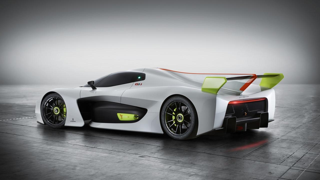 Siêu xe đua Pininfarina H2 Speed sẽ sản xuất với số lượng chỉ 10 chiếc - 4