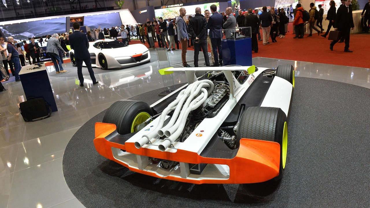 Siêu xe đua Pininfarina H2 Speed sẽ sản xuất với số lượng chỉ 10 chiếc - 8