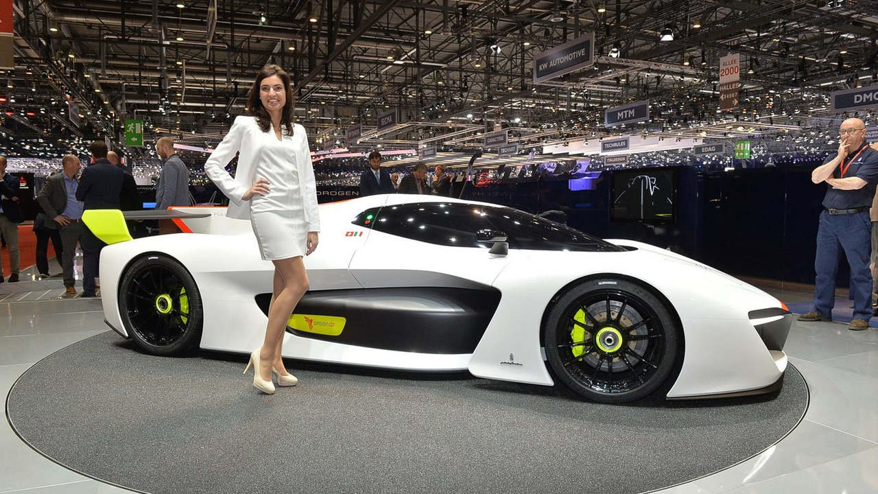 Siêu xe đua Pininfarina H2 Speed sẽ sản xuất với số lượng chỉ 10 chiếc - 7