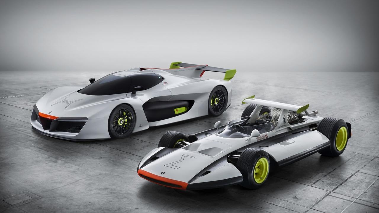 Siêu xe đua Pininfarina H2 Speed sẽ sản xuất với số lượng chỉ 10 chiếc - 6