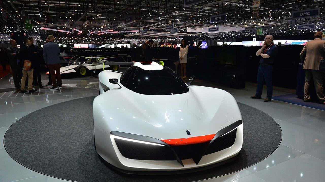 Siêu xe đua Pininfarina H2 Speed sẽ sản xuất với số lượng chỉ 10 chiếc - 9