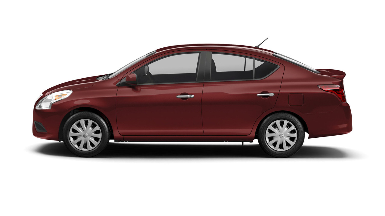 Nissan Versa Sedan 2017 có giá khởi điểm 12.825 USD - 4