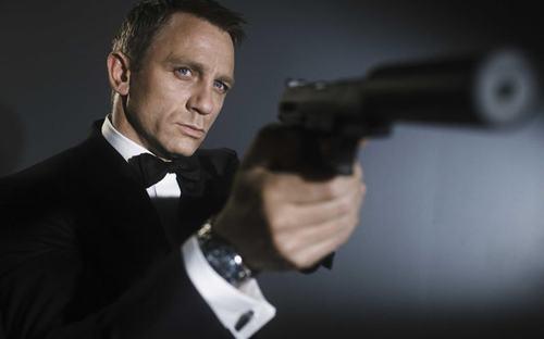 Diễn viên da màu sẽ là điệp viên 007 mới? - 1