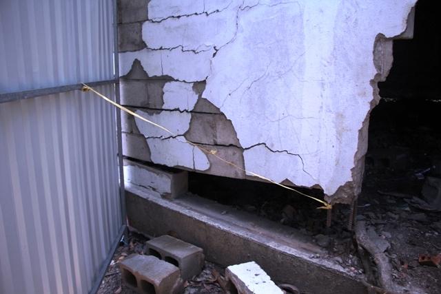 Sau 10 năm khánh thành, gầm cầu tiền tỷ nứt toác, đổ sập - 5