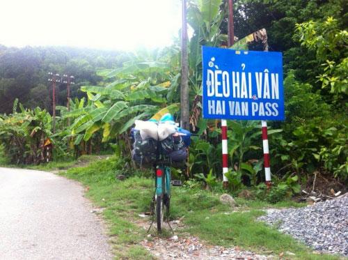 Chàng trai phượt xe đạp từ Hà Nội vào Cà Mau gây sốt - 12