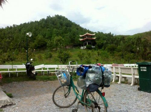 Chàng trai phượt xe đạp từ Hà Nội vào Cà Mau gây sốt - 8