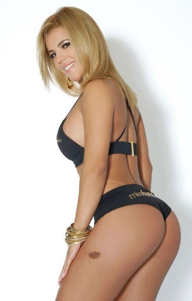 Đây là hoa hậu vòng 3 đầu tiên của Brazil.