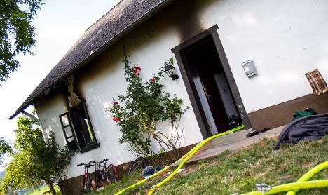 Đức: Châm lửa đốt vợ, chồng cháy thành than - 1