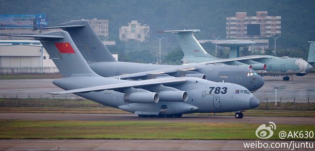 TQ đang thử nghiệm máy bay ném bom tầm xa thế hệ mới - 2