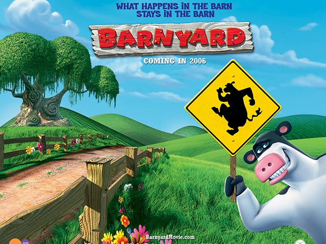 Trailer phim: Barnyard - 1