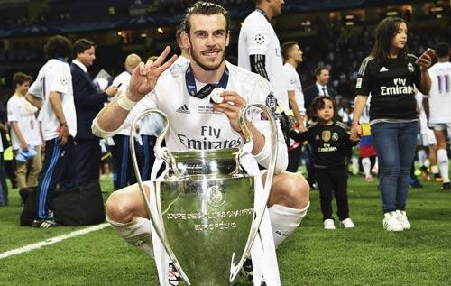 Bale tròn 3 năm ở Real: Đau đáu giấc mơ bóng Vàng - 1