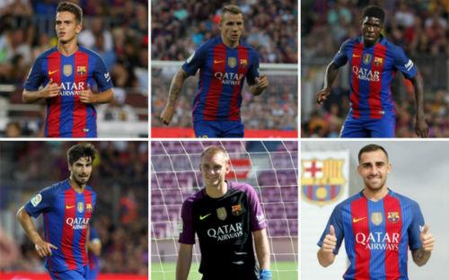 """Chuyển nhượng: MU, Barca và những đội mua sắm """"khôn"""" nhất - 4"""