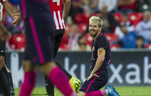 """Vĩ đại nhất Barca: Messi số 1, Rô """"béo"""" ngoài Top 10 - 1"""