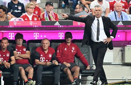Ancelotti dự đoán Man City có thể vô địch cúp C1 - 1
