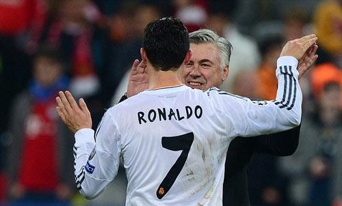 Ancelotti dự đoán Man City có thể vô địch cúp C1 - 2