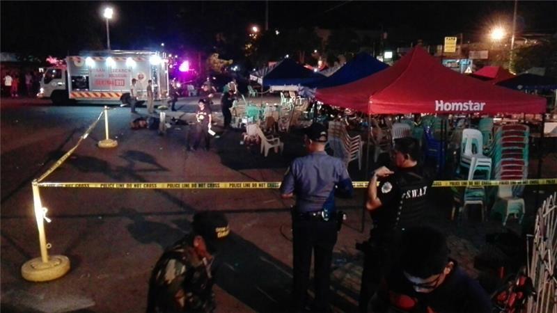 Nổ lớn ở quê Tổng thống Philippines, 70 người thương vong - 1