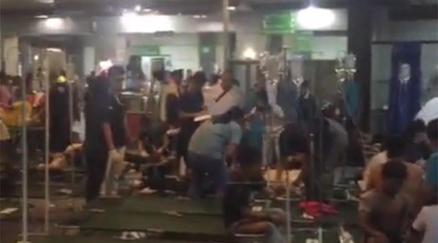 Nổ lớn ở quê Tổng thống Philippines, 70 người thương vong - 2