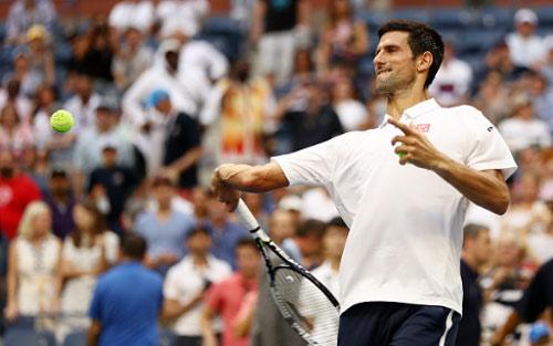 """US Open ngày 5: Djokovic lại """"bất chiến tự nhiên thành"""" - 1"""