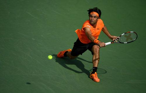 """US Open ngày 5: Djokovic lại """"bất chiến tự nhiên thành"""" - 7"""