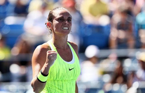 """US Open ngày 5: Djokovic lại """"bất chiến tự nhiên thành"""" - 4"""