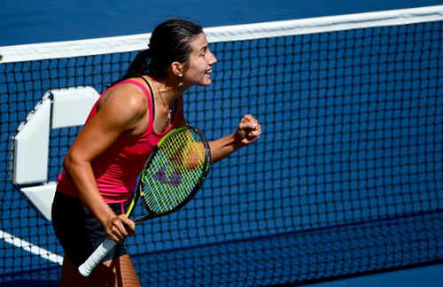 """US Open ngày 5: Djokovic lại """"bất chiến tự nhiên thành"""" - 6"""
