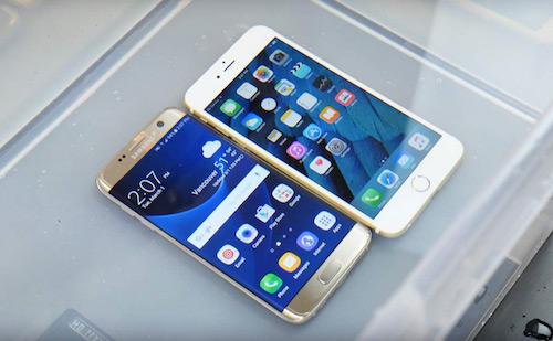 Samsung tạm ngừng bán Galaxy Note7 để điều tra sự cố về pin - 1