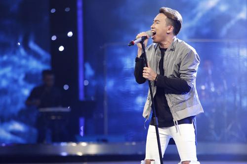 """Thu Minh """"mắng"""" thí sinh Vietnam Idol ngay trên sân khấu - 5"""