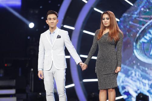 """Thu Minh """"mắng"""" thí sinh Vietnam Idol ngay trên sân khấu - 4"""