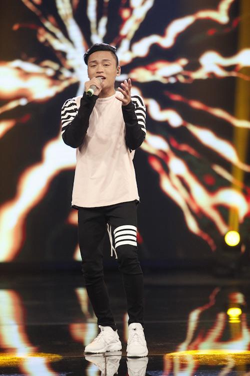 """Thu Minh """"mắng"""" thí sinh Vietnam Idol ngay trên sân khấu - 2"""