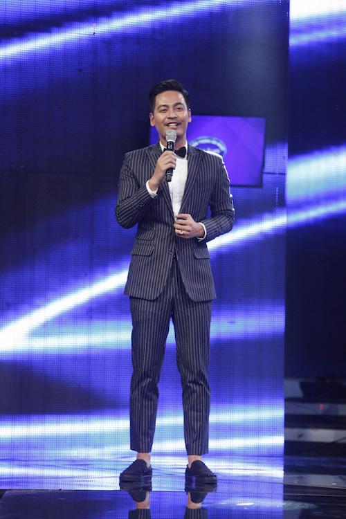 """Thu Minh """"mắng"""" thí sinh Vietnam Idol ngay trên sân khấu - 12"""