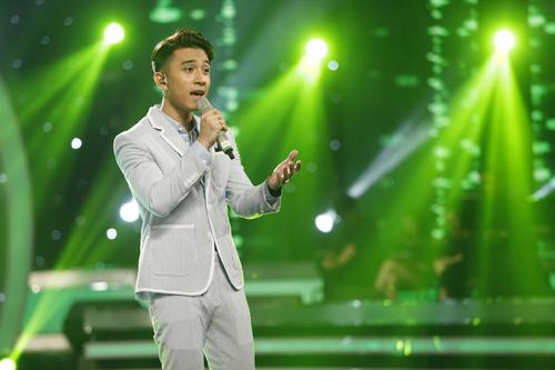 """Thu Minh """"mắng"""" thí sinh Vietnam Idol ngay trên sân khấu - 7"""