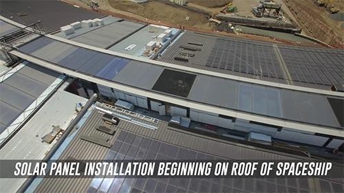 Tòa nhà Apple Campus 2 đang được lắp tấm năng lượng mặt trời - 5