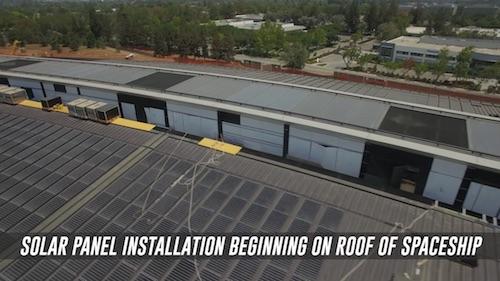 Tòa nhà Apple Campus 2 đang được lắp tấm năng lượng mặt trời - 7