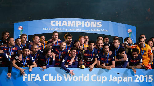 FIFA Club World Cup sắp thành Champions League 2.0 - 1