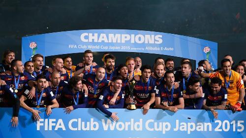 FIFA Club World Cup sắp thành Champions League 2.0 - 1