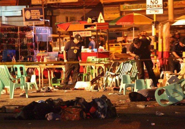 TT Philippines ra lệnh quân đội sẵn sàng sau vụ khủng bố - 1