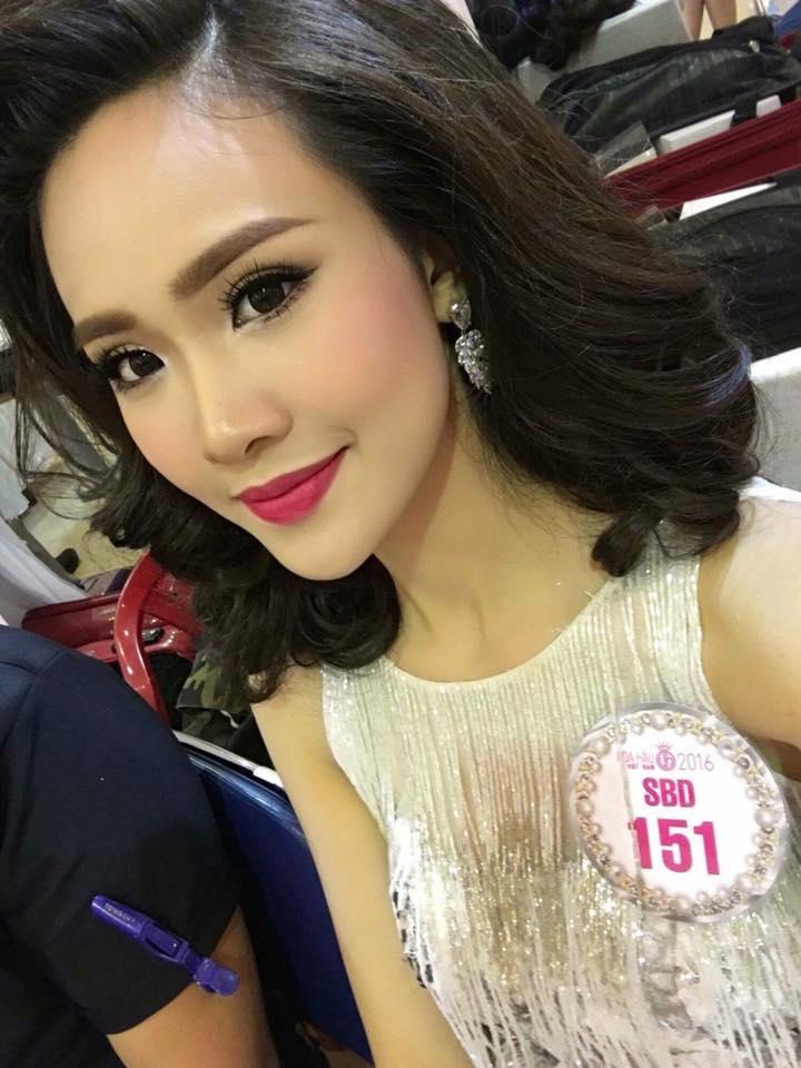 Trò chuyện với cô gái có làn da đẹp nhất Hoa hậu VN 2016 - 4