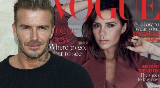 Victoria lần đầu yêu Beckham trong cơn say - 1