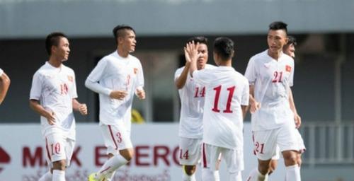 U19 Việt Nam đánh bại đội trẻ mạnh nhất Trung Quốc - 1