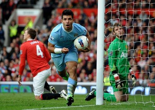 Aguero lỡ derby: Guardiola lấy gì dọa Mourinho - 2