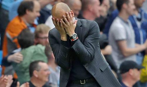 Aguero lỡ derby: Guardiola lấy gì dọa Mourinho - 3