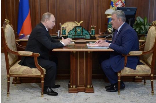 Phát hiện điều kỳ lạ trong lịch làm việc của ông Putin - 1