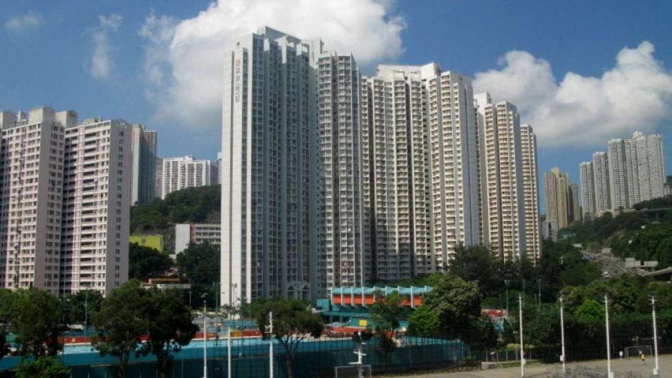 Hong Kong: Ông bố xả gas tự sát cùng con 3 tháng tuổi - 1